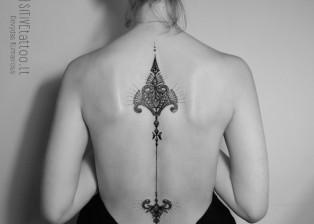 dovydas klimavicius positive tattoo zuvys 2