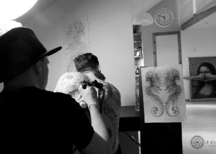 positive tattoo dovydas klimavicius